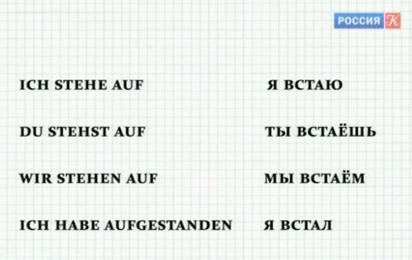 И чтобы полностью удовлетворить свою потребность в глубоком познании иностранной речи, человеку следует приобрести видео уроки немецкого языка.
