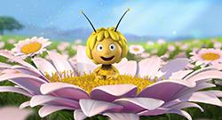 Пчелка Майя на немецком