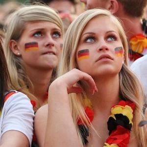 Женщины немки