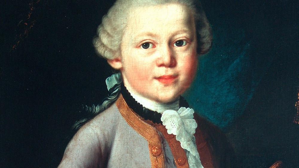 Шесть правил жизни юного Моцарта