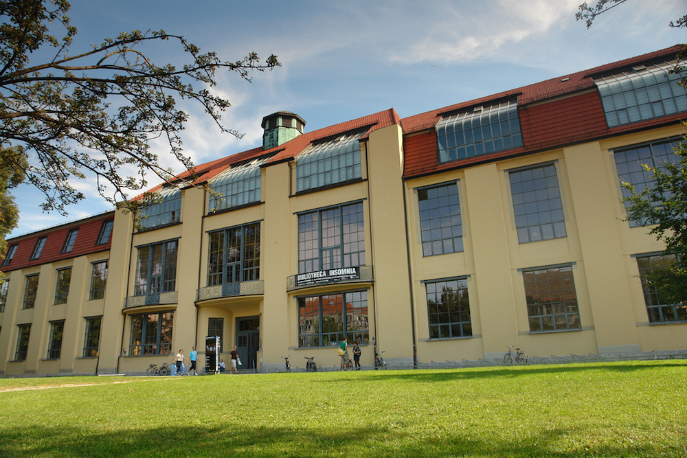 an analysis of the bauhaus university weimar The bauhaus-universität weimar is a university bauhaus university weimar sygic travel uses cookies to identify users for the purpose of traffic analysis and.
