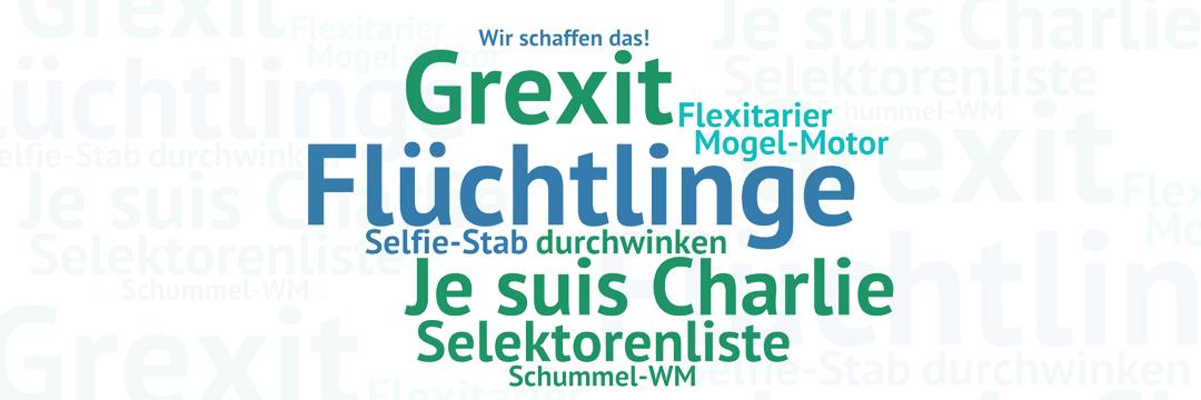 слова года 2015 германия