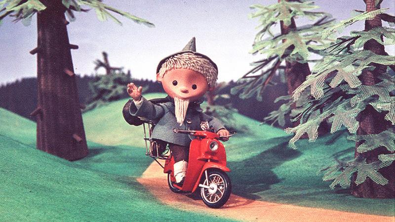 Sandmann, кадр из детской передачи