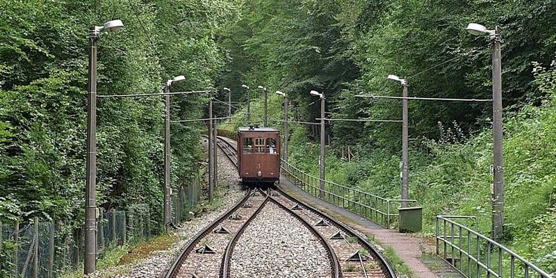Канатная дорога Штутгарта