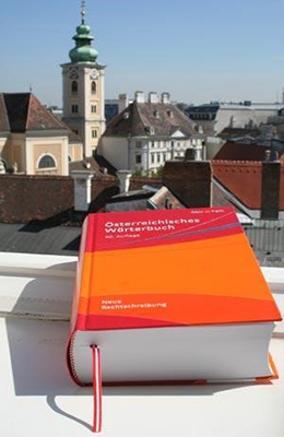 Словарь австрийского немецкого языка, фото
