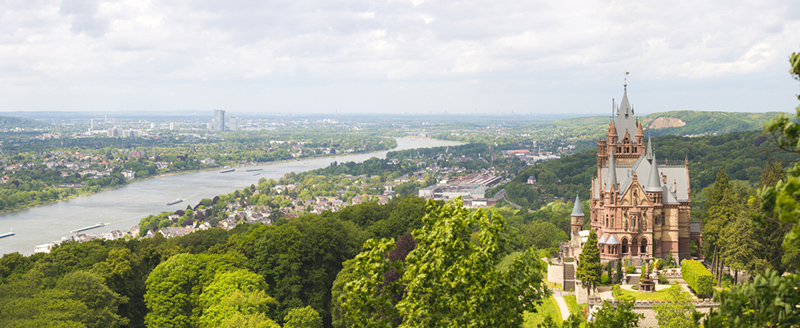 Замок Драхенбург, фото