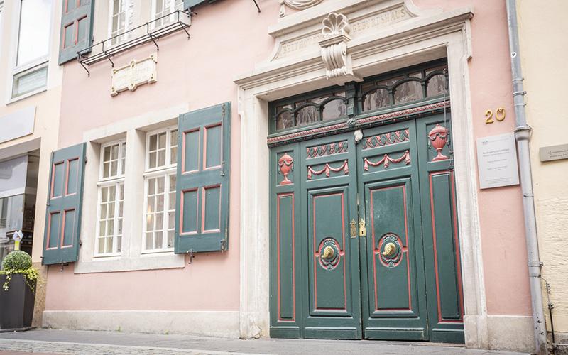 Музей Бетховена, фото