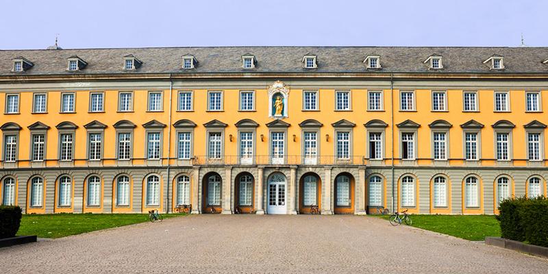 Боннский университет, фото