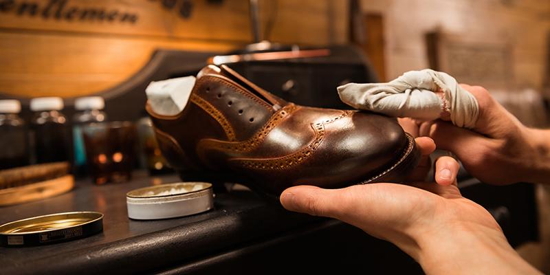 Обувщик, фото