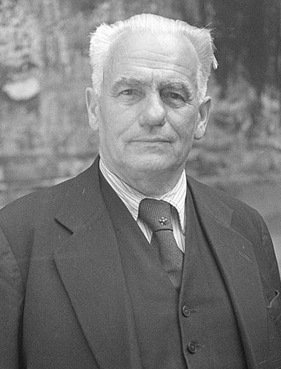 Портрет Вильгельма Пика, фото