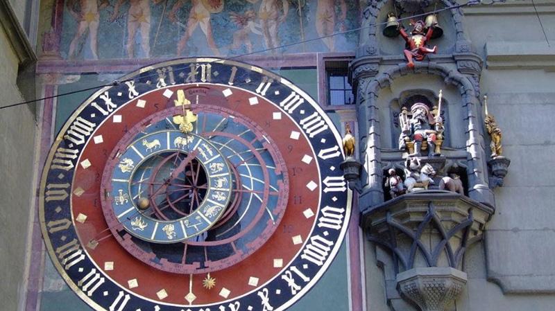 Часы в Берне