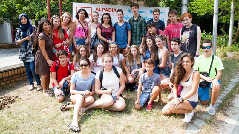 Студенты группы, фото