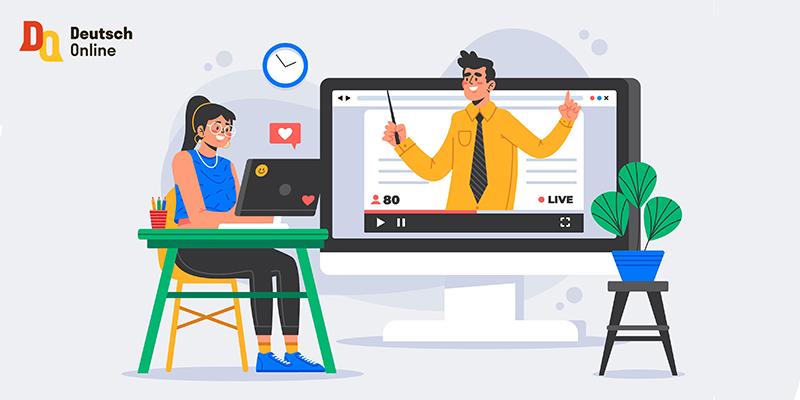 Онлайн-урок, рисунок