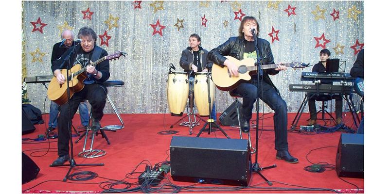 Рок-группа Phudys, фото