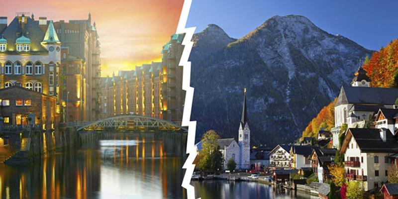 Фото Германии и Австрии
