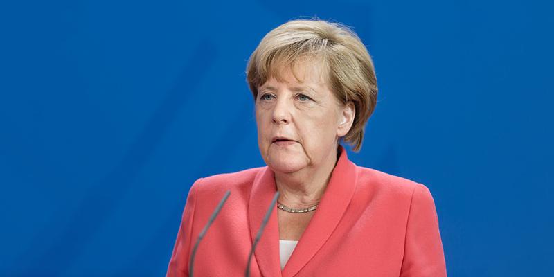 Ангела Меркель, фото