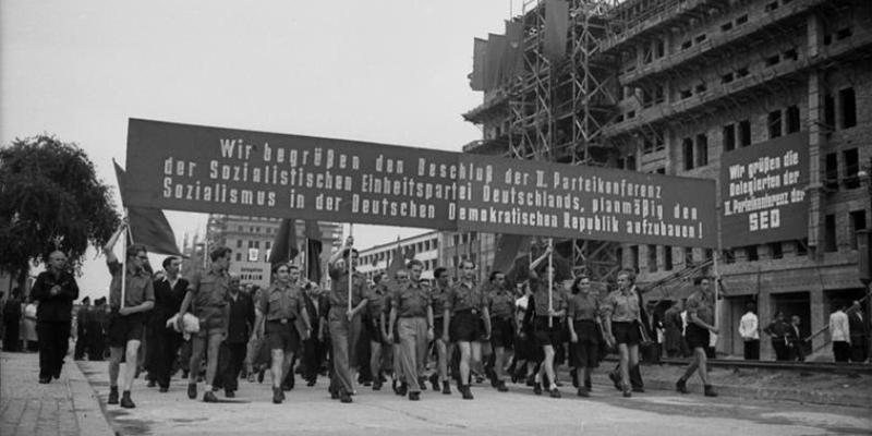 Демонстрация, фото