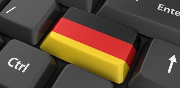 немецкий язык знакомство прощание